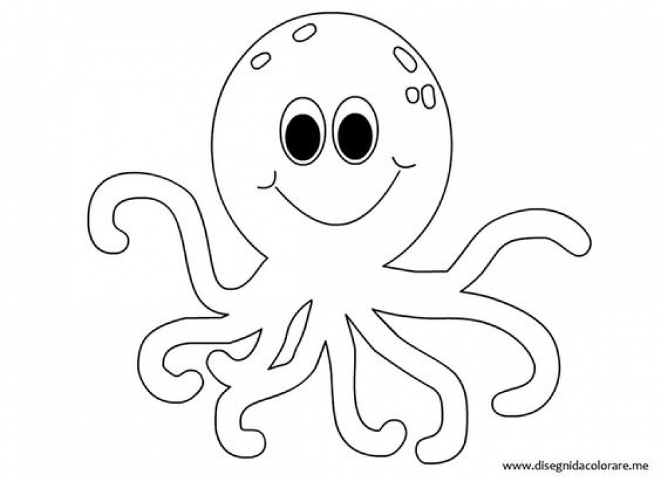 octopus coloring picture octopus cartoon coloring page wecoloringpagecom picture octopus coloring