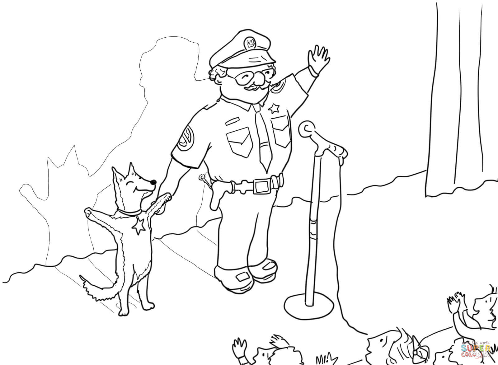 officer buckle and gloria coloring sheets officer buckle and gloria coloring pages coloring home sheets buckle officer and coloring gloria