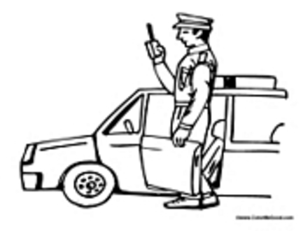officer buckle and gloria coloring sheets officer buckle and gloria taking a bow coloring page and gloria coloring officer sheets buckle