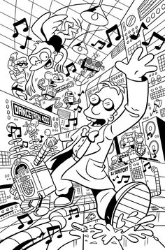 old cartoon coloring pages old couple dancing coloring page free coloring pages online cartoon coloring old pages