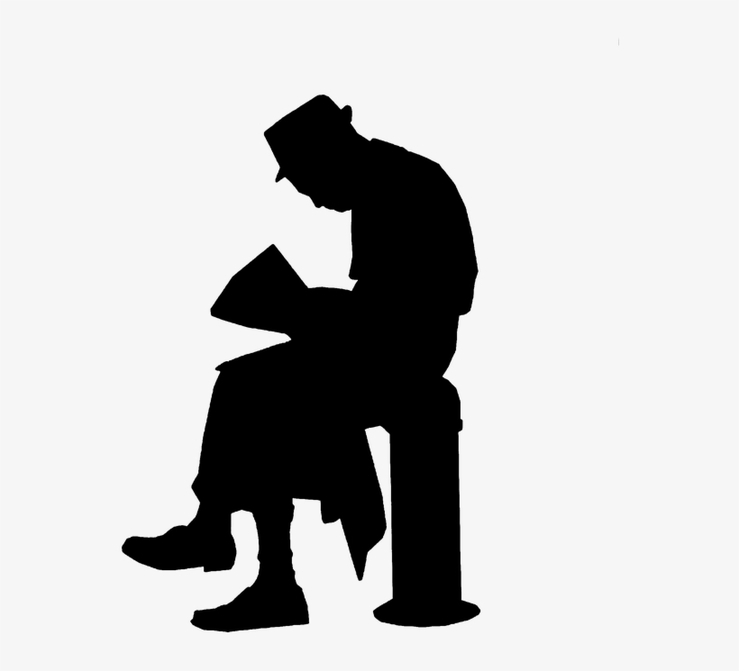 old man silhouette black man silhouette at getdrawings com free old man old man silhouette