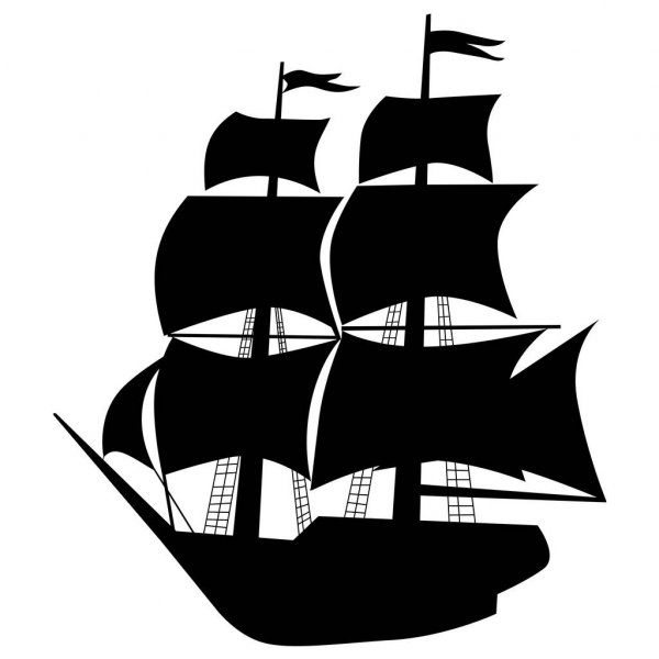 old ship silhouette silhouettes of many styles of ships sailing ships ship old silhouette ship