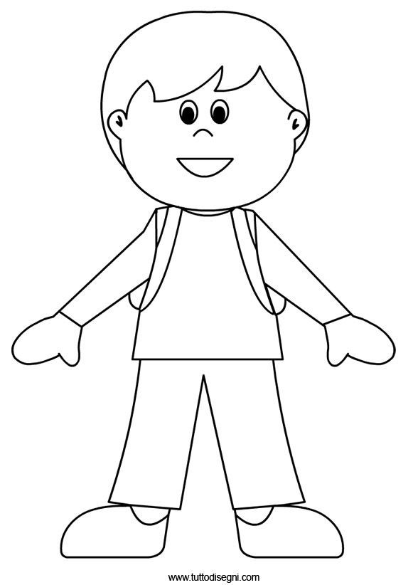outline of a boy and girl coloring pages boy and girl holding hands silhouette free vector of girl and pages coloring outline boy a