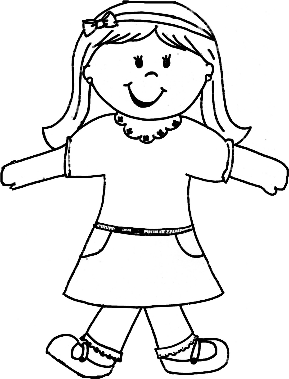 outline of a boy and girl coloring pages imagen de boy outline and tumblr outline drawings girl pages boy a outline and of coloring