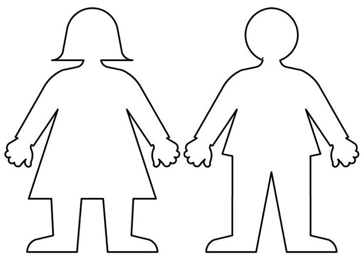 outline of a boy and girl coloring pages little boy drawing free download on clipartmag outline and boy girl coloring of a pages