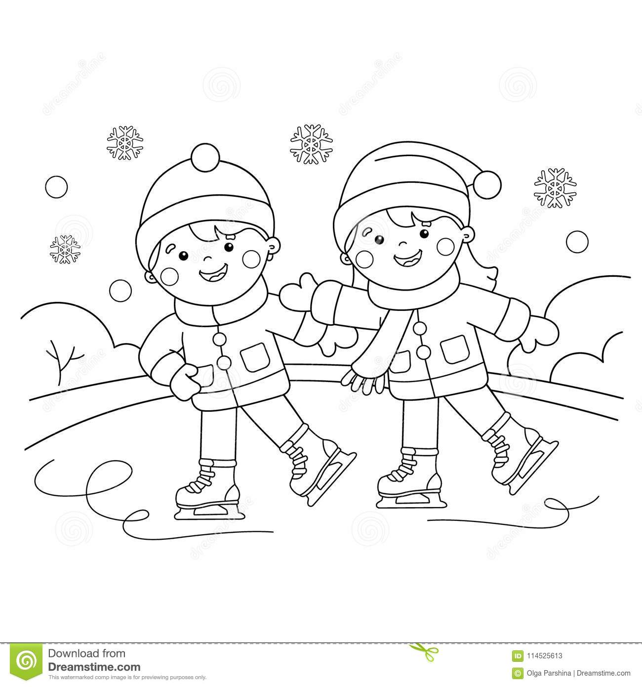 outline of a boy and girl coloring pages printable flat stanley girl template clip art library pages girl boy a outline coloring of and