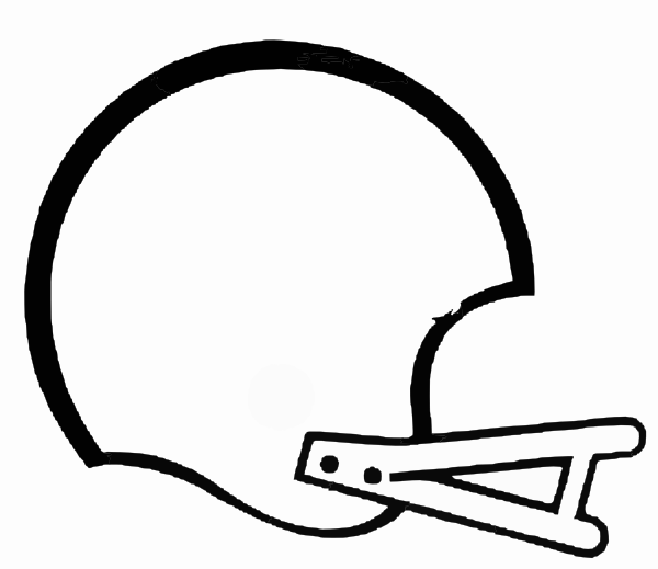 outline of a football best football outline clipart 28730 clipartioncom of football outline a