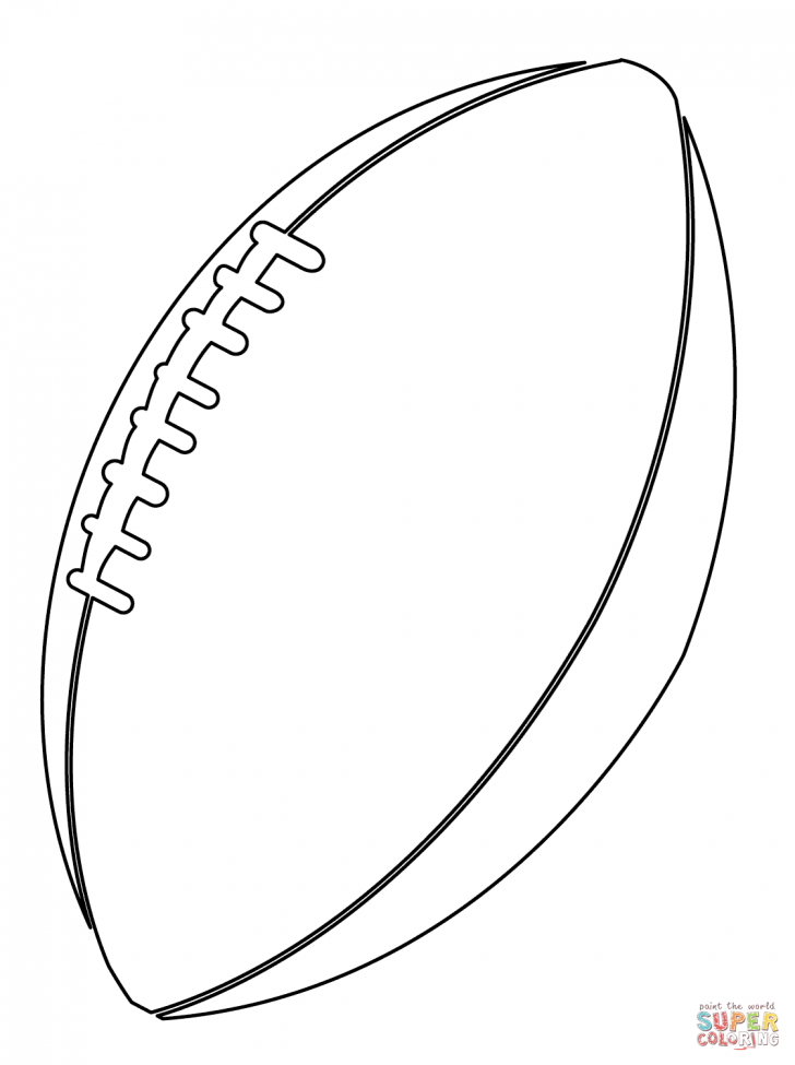 outline of a football football field outline free download on clipartmag outline of a football