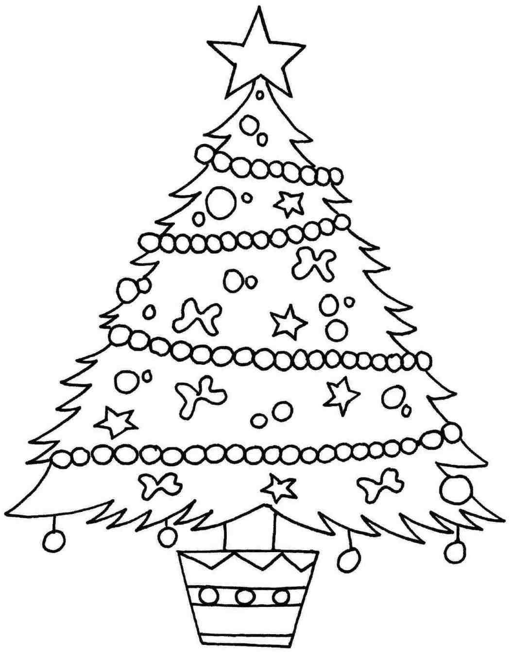 outline of a tree ぜいたく pine tree illustration simple 終わり tree of outline a
