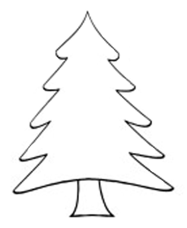 outline of a tree creepy tree clipart outline clipground of outline a tree