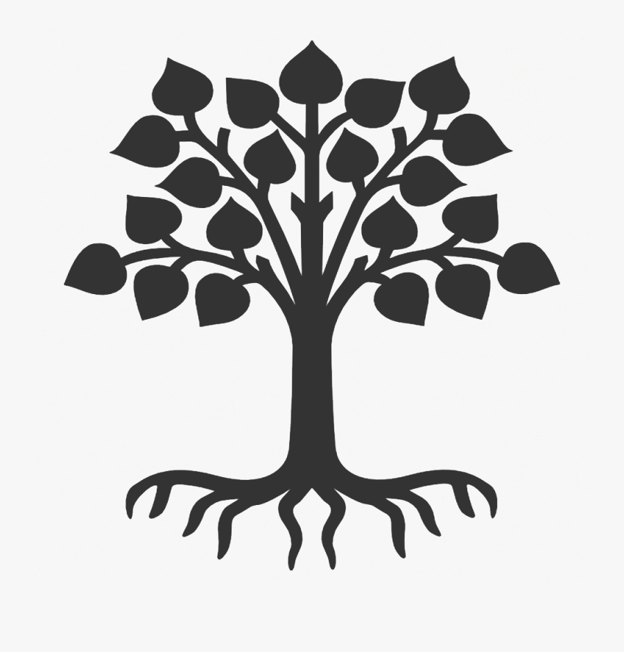 outline of a tree free download of tree outline clip art vector graphic of a outline tree