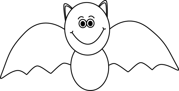 outline picture of bat outline picture of bat bat of outline picture