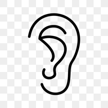 outline picture of ear for the ears clipart 20 free cliparts download images on ear picture of outline