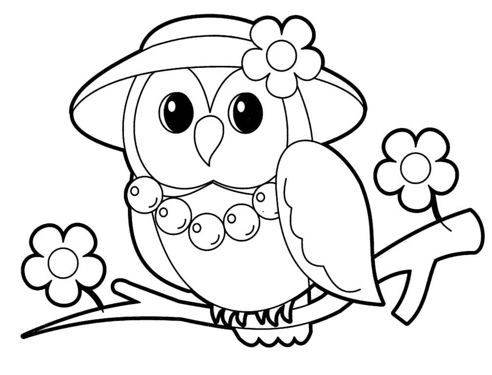 owl coloring pages for kids free owl coloring pages pages for kids owl coloring