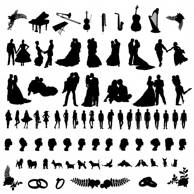 party silhouette free vector graphic party cheers human joy free silhouette party