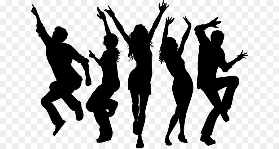 party silhouette party crowd silhouette royalty free video and stock footage party silhouette 1 1