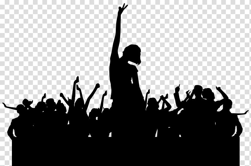 party silhouette party crowd silhouette royalty free video and stock footage silhouette party