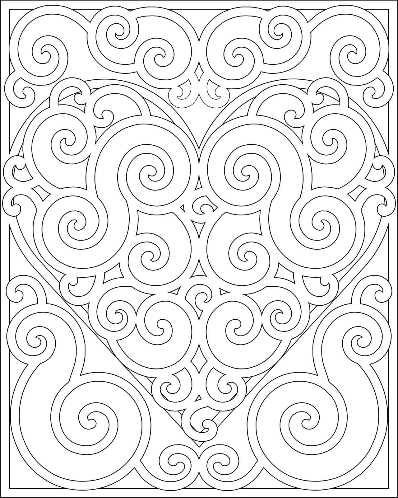 pattern coloring books craftdrawer crafts creative cats coloring book not just coloring pattern books