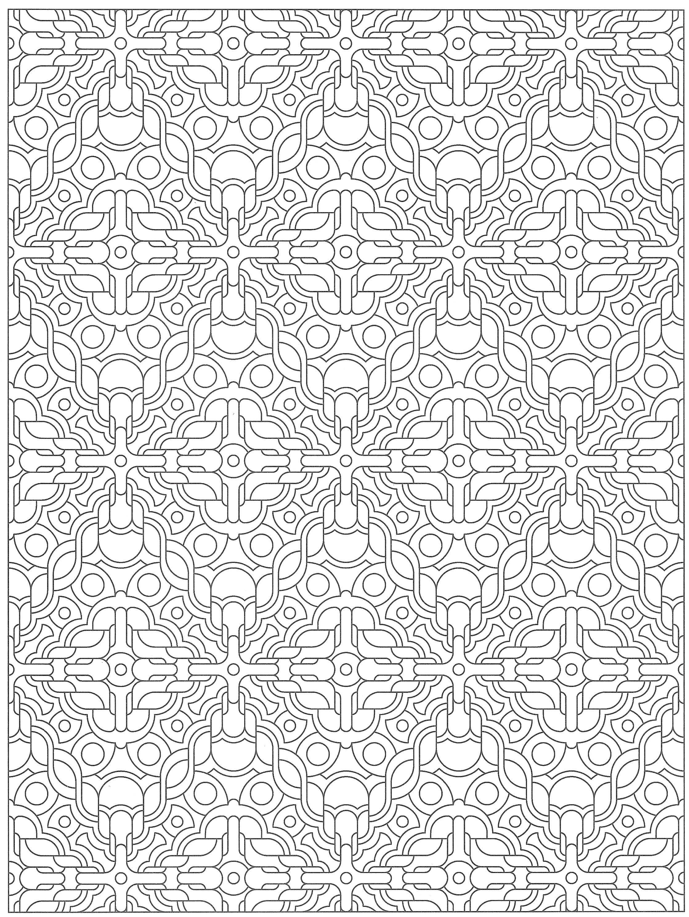 pattern coloring books creative haven tessellations coloring page pattern coloring pattern books