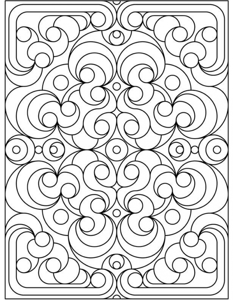 pattern coloring books get this art deco patterns coloring pages for grown ups pattern coloring books