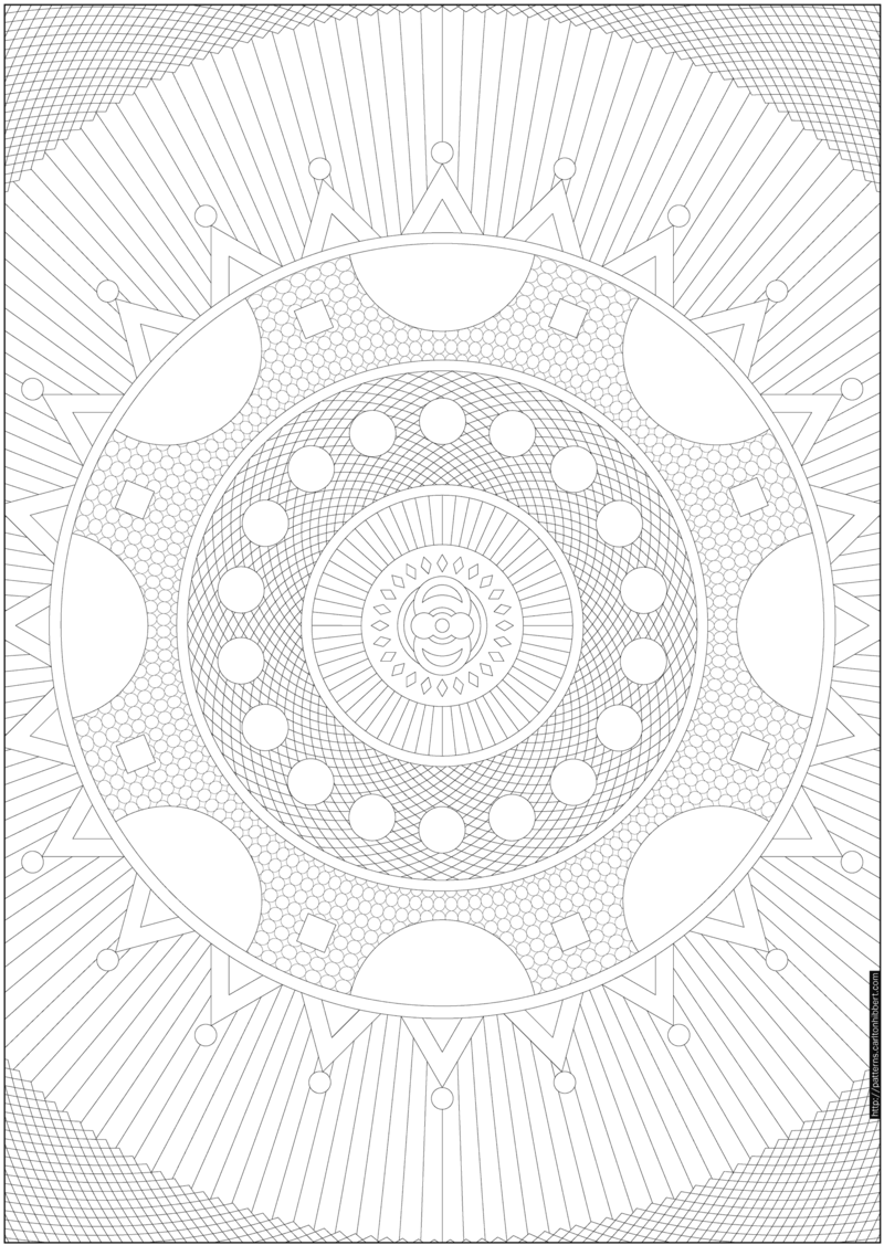 pattern coloring books try piy print it yourself patterns for some cool books pattern coloring