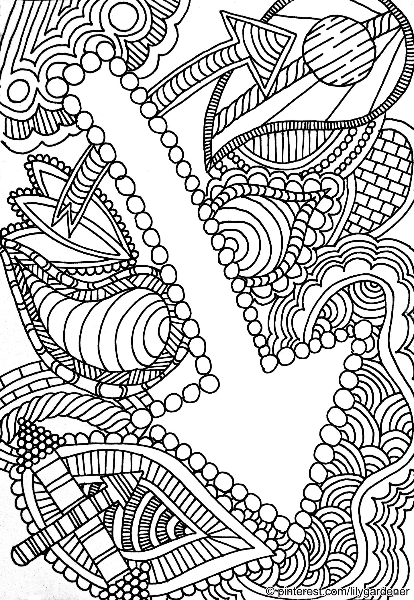 pattern coloring pages for adults printable hard pattern coloring pages coloring home for pages pattern adults coloring