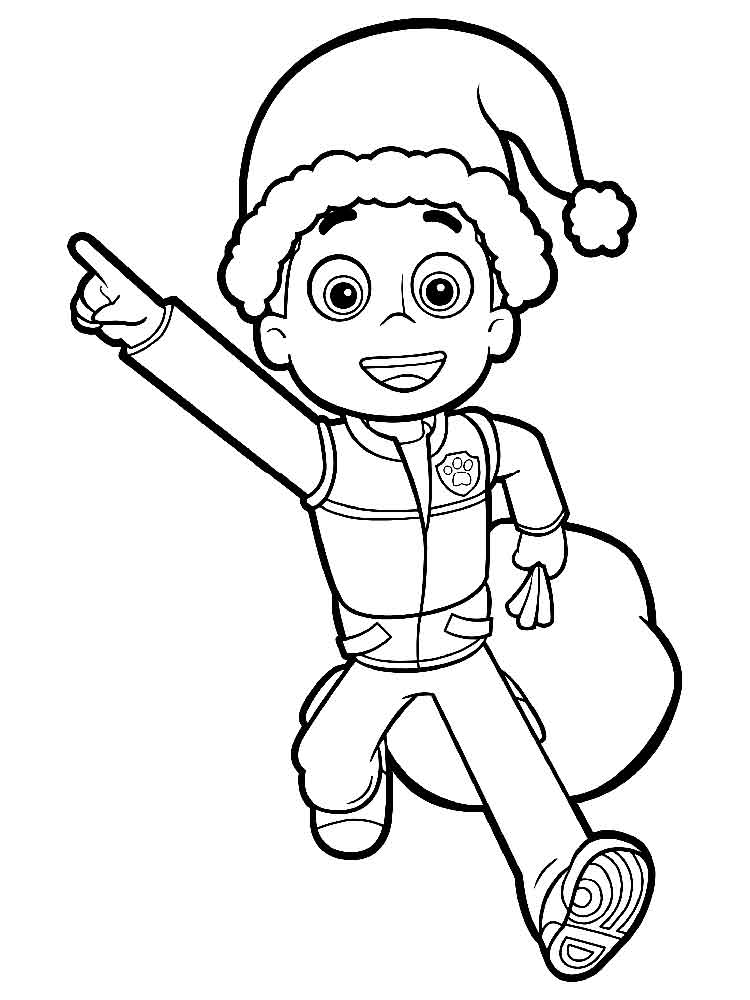 paw patrol coloring pages ryder ryder and chase to color paw patrol new coloring page coloring patrol pages ryder paw