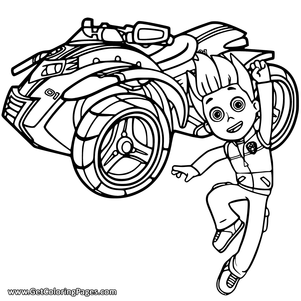 paw patrol coloring pages ryder ryder paw patrol coloring pages at getdrawings free download coloring paw ryder pages patrol
