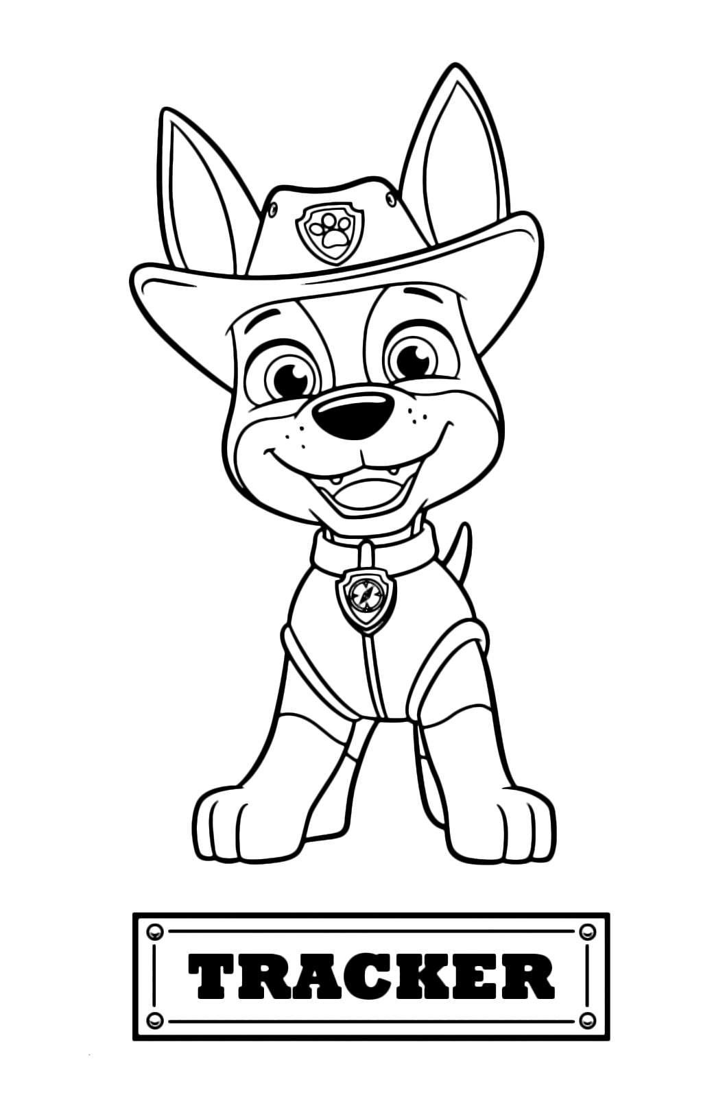 paw patrol coloring sheets rubble paw patrol coloring lesson kids coloring page patrol paw sheets coloring