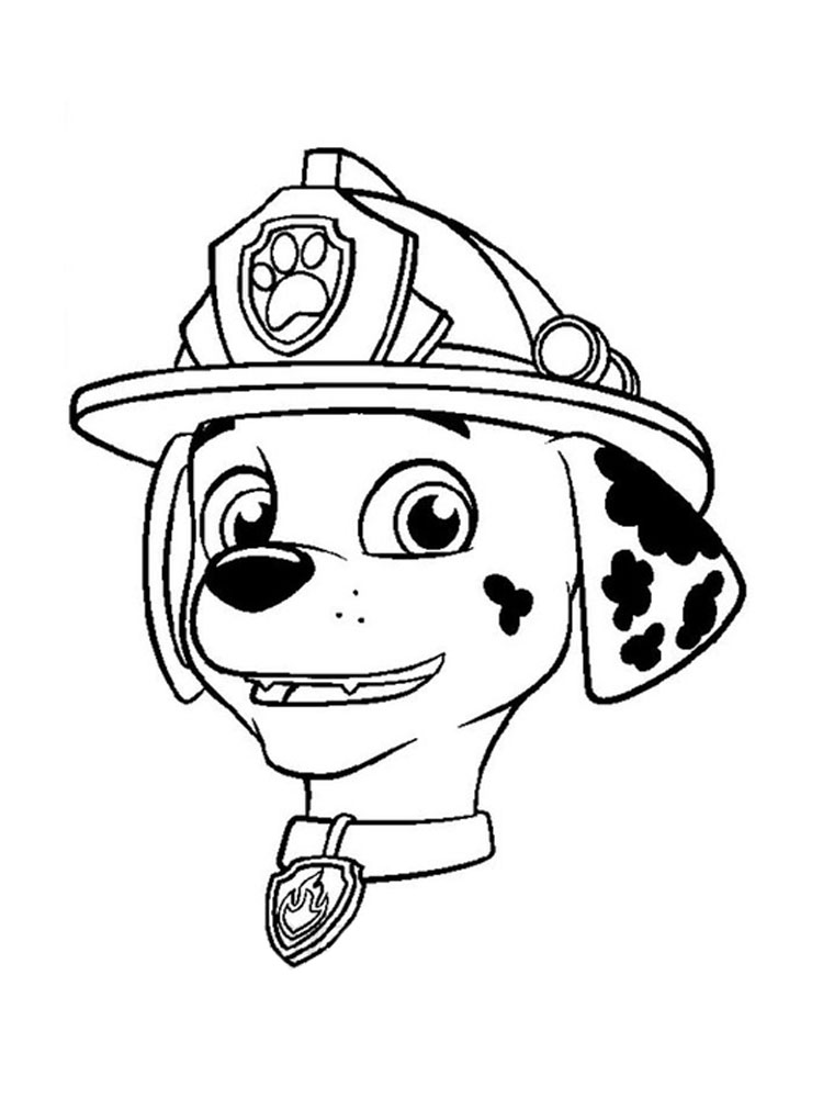 paw patrol marshall coloring marshall paw patrol coloring pages download and print patrol coloring marshall paw