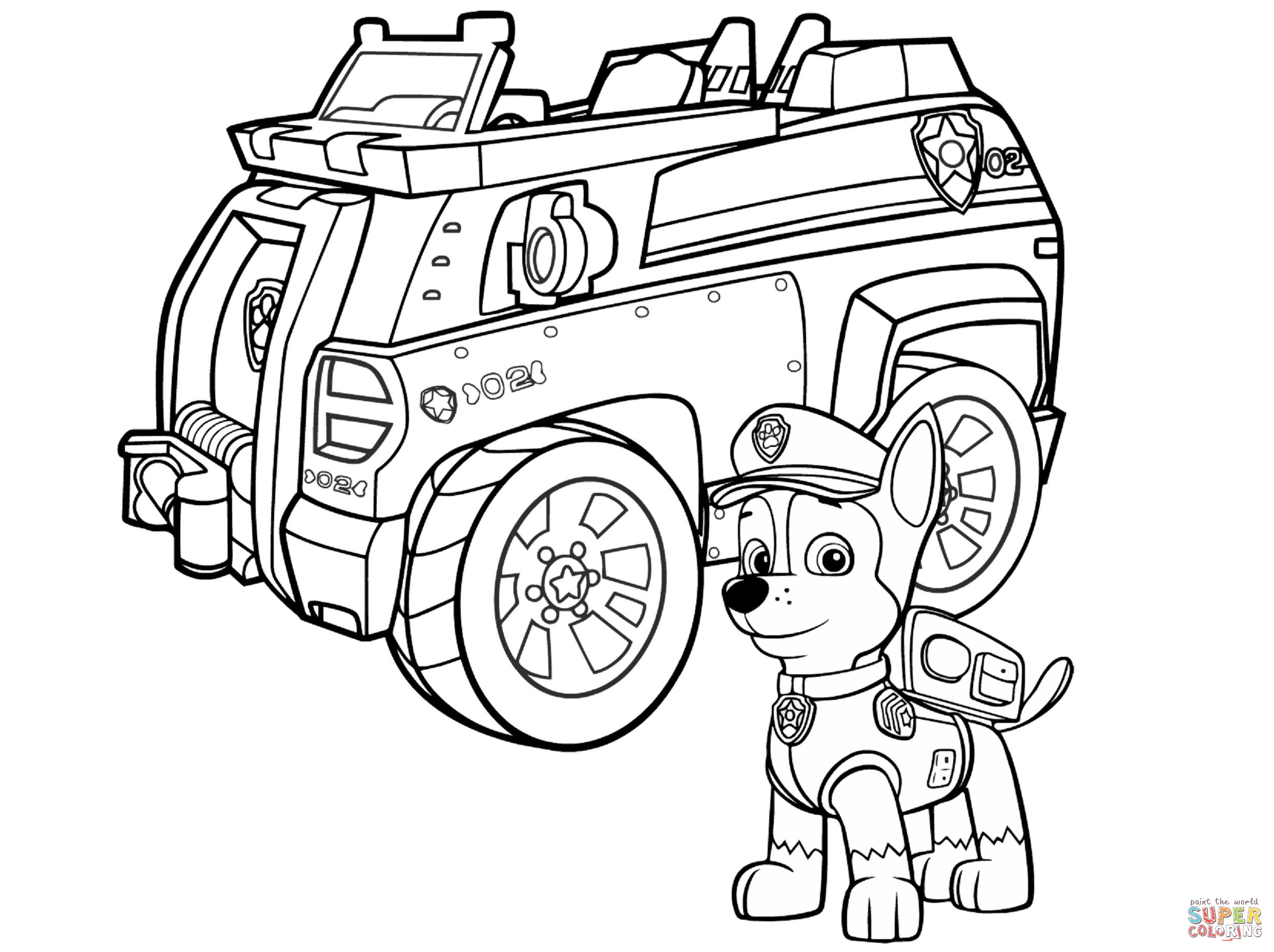 paw patrol vehicles coloring pages free nick jr paw patrol coloring pages pages coloring paw patrol vehicles