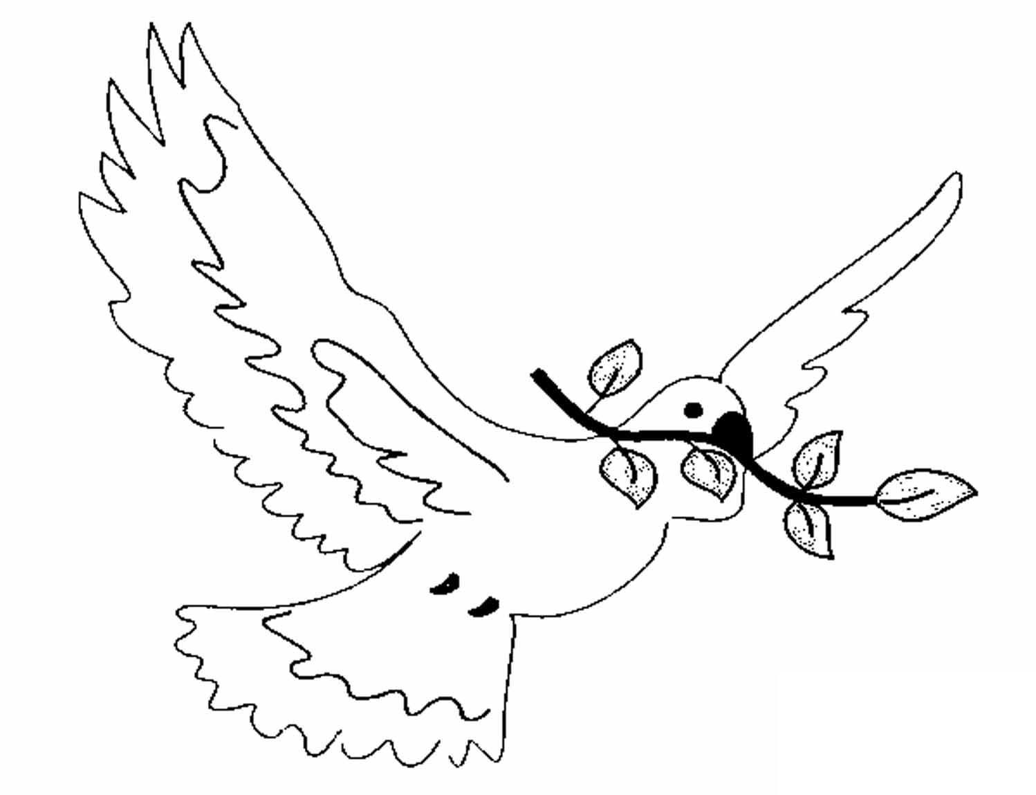 peace dove coloring page dove of peace coloring page art pinterest peace dove page coloring