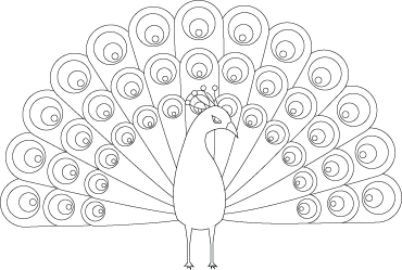 peacock pictures for colouring pretty peacock coloring page peacock coloring pages for peacock pictures colouring