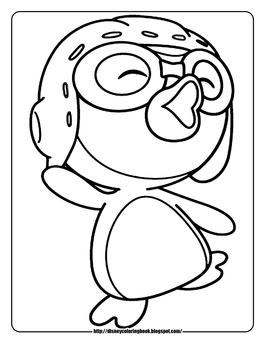 penguin picture to color penguin coloring pages minister coloring picture penguin to color