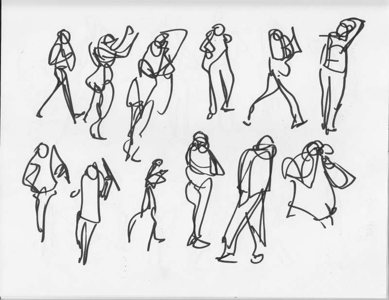 people drawing dancing people drawing free download on clipartmag drawing people