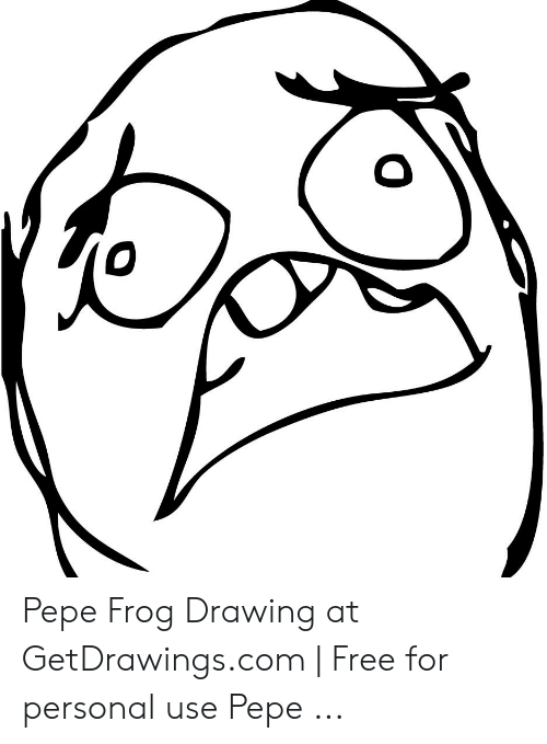 pepe the frog coloring page pepe easy to draw memes frog pepe coloring page the