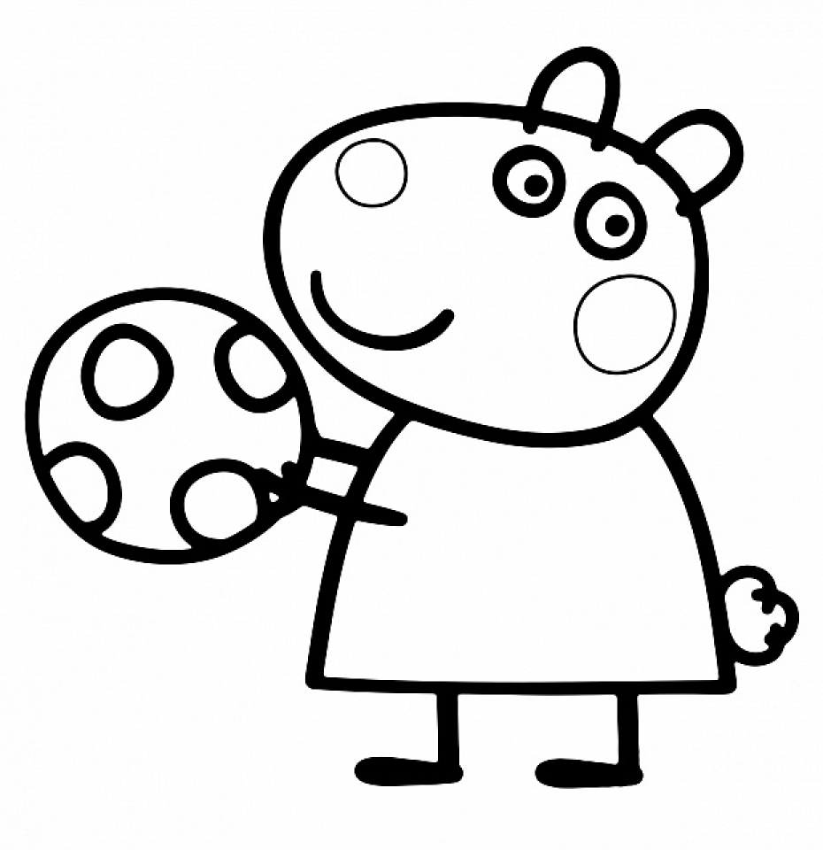 peppa pig colo get this printable peppa pig coloring pages 74000 colo peppa pig