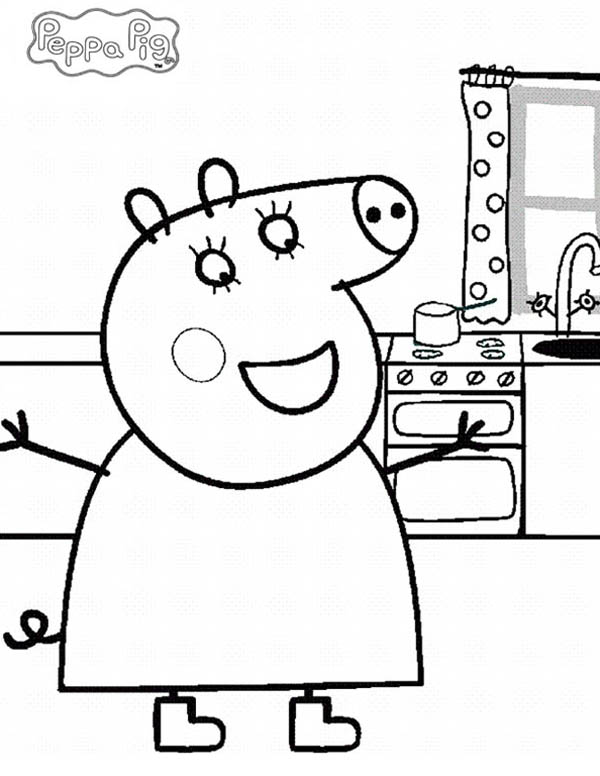 peppa pig colo how to draw peppa pig coloring page coloring sky colo peppa pig