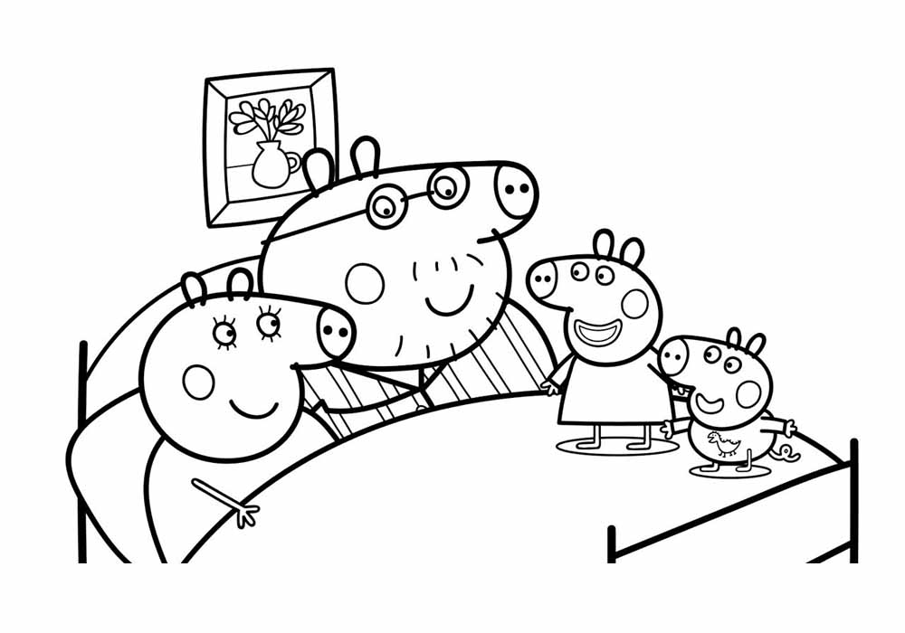 peppa pig colo peppa pig coloring pages coloring pages colo pig peppa