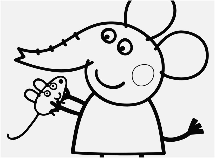 peppa pig colo peppa pig coloring pages for kids at getdrawings free peppa pig colo