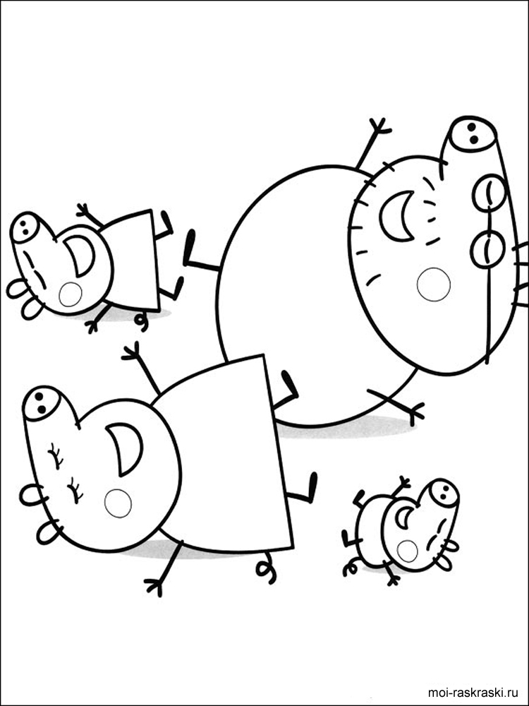 peppa pig colo peppa pig coloring pages free printable peppa pig peppa colo pig