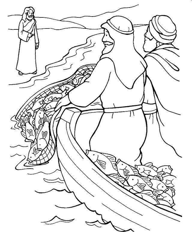 peter and andrew meet jesus coloring page 255 best bible class acts images on pinterest sunday page andrew jesus meet and coloring peter