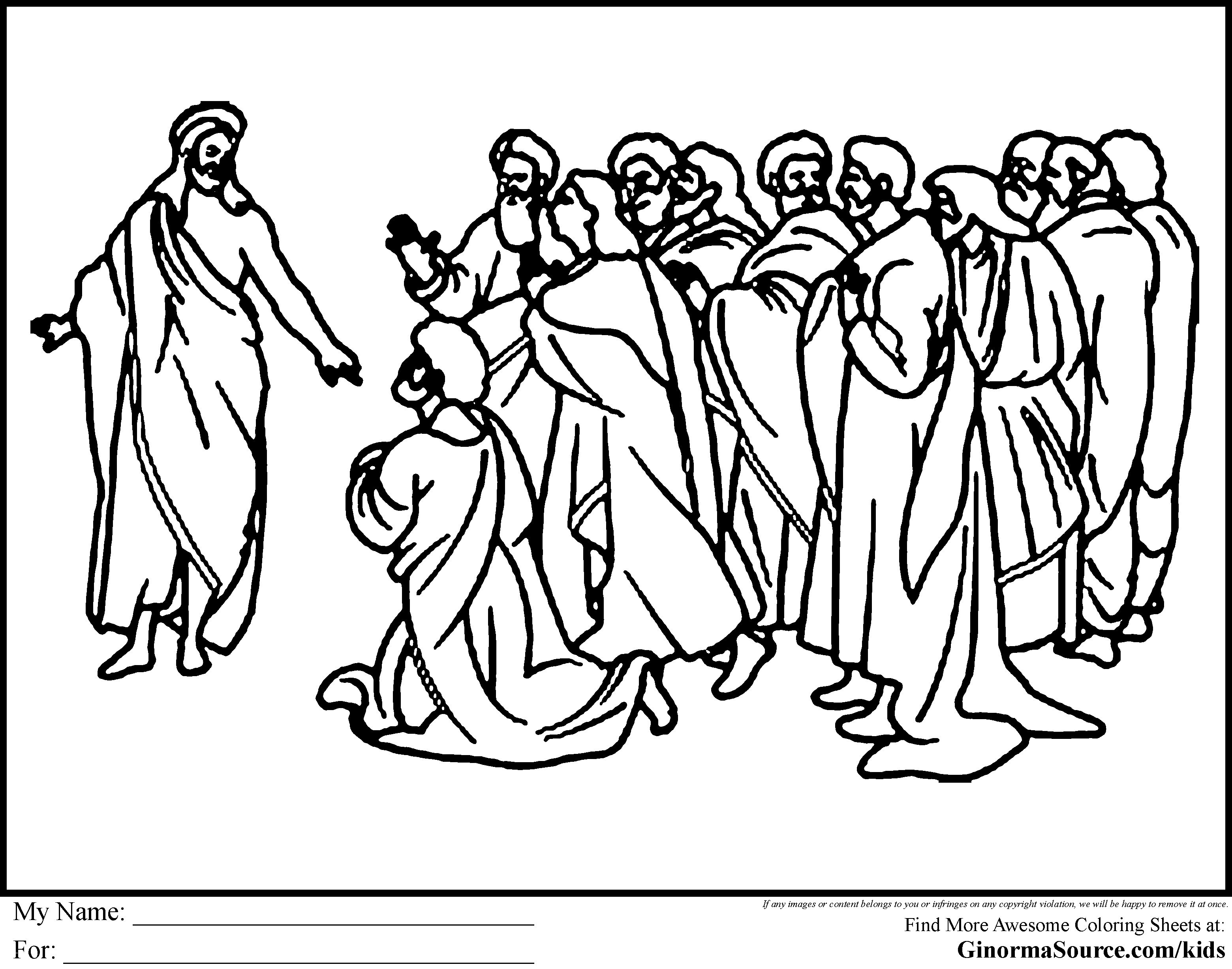 peter and andrew meet jesus coloring page 29 jesus calling his disciples coloring pages collection meet jesus and andrew page coloring peter