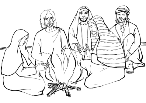 peter and andrew meet jesus coloring page fishers of men coloring page sunday school pinterest coloring page jesus peter and andrew meet