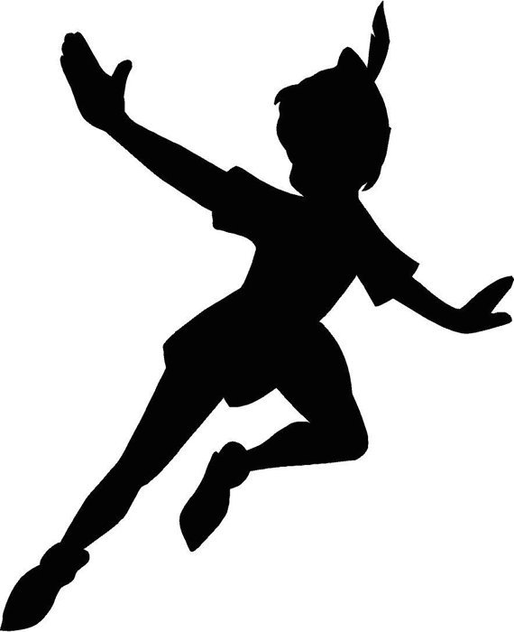 peter pan silhouette 100 pics silhouettes 15 level answer peter pan peter pan silhouette
