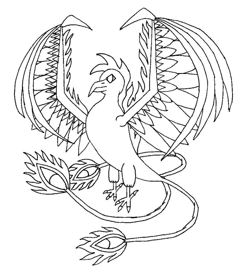 phoenix coloring pages phoenix coloring book page by rachelthegreat on deviantart pages coloring phoenix