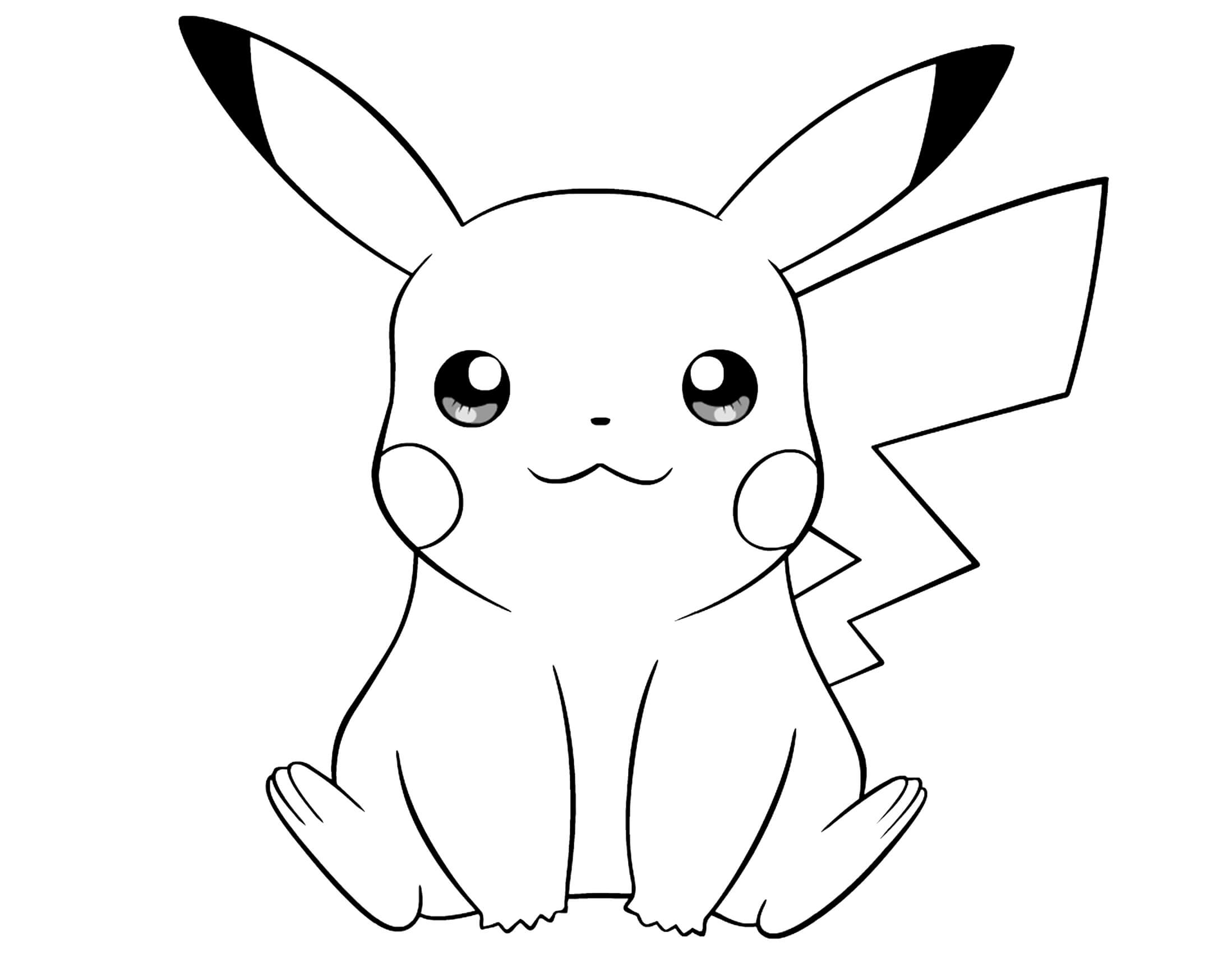 picachu coloring pages picachu coloring pages picachu pages coloring