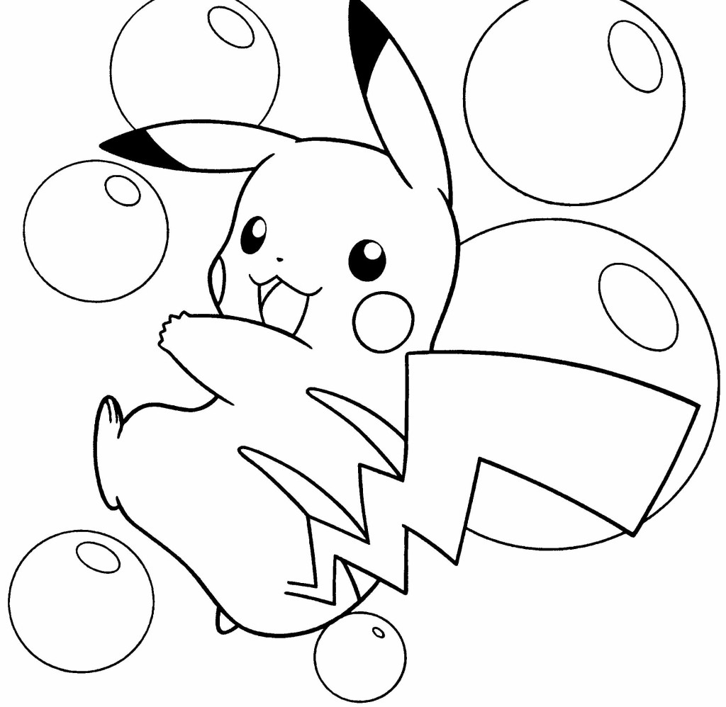 picachu coloring pages pikachu coloring pages at getdrawings free download picachu coloring pages