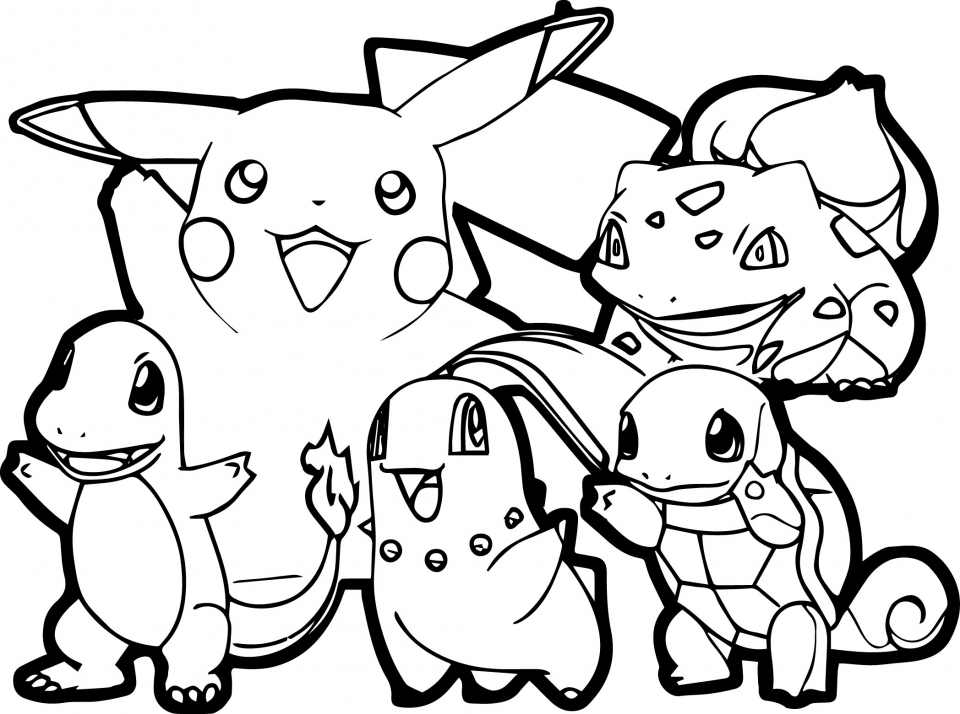 picachu coloring pages pikachu coloring pages print for free in a4 format coloring picachu pages