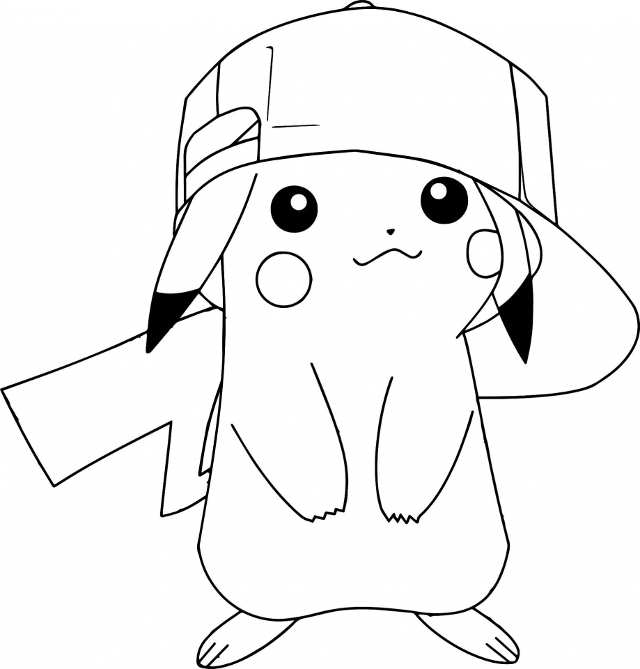 picachu coloring pages pikachu dancing coloring page free printable coloring picachu coloring pages